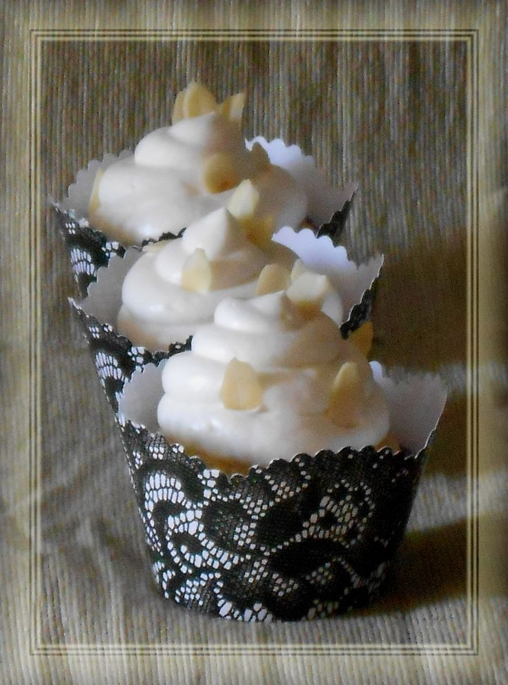 #Almond Cupcakes