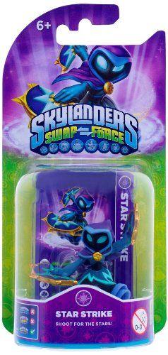 Figurine Skylanders : Swap Force – Star Striker: Skylanders Swap Force STAR STRIKE Cet article Figurine Skylanders : Swap Force – Star…