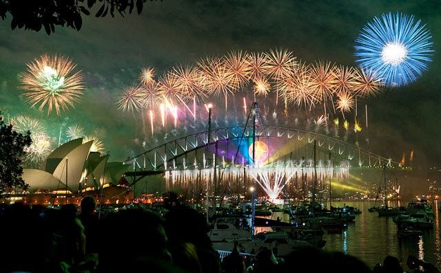 Sydney New Year Eve Fireworks 2017 Live Streaming | Online Watch
