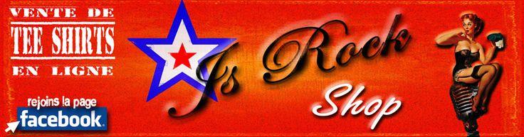 Check les nouveautées: http://www.facebook.com/pages/JS-ROCK-Shop-Vente-de-Tee-Shirts-en-ligne/176452612368716
