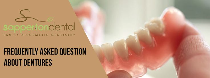 Dentures made by Sapperton Dental are extremely durable and can last for many years, but eventually, they might need to be repaired, adjusted, or replaced.