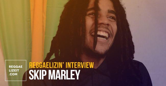 INTERVIEW: Skip Marley @ Montego Bay, Jamaica - February 2016  #1lovemusicfest #BobMarley #BobMarleyTribute #CedellaMarley #CryToMe #Life #OneLoveMusicFestival #ReggaelizinInterview #ReggaelizinInterviews #ReggaelizinJA #RitaMarley #SkipMarley #SkipMarley #SkipMarleyinterview #TuffGongInternational
