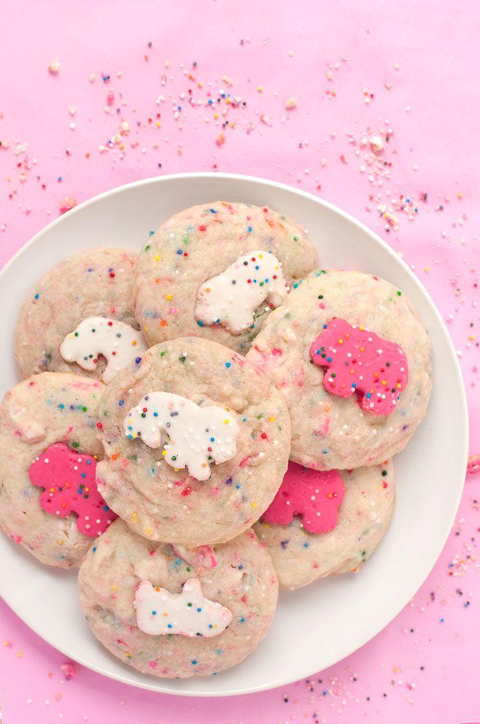 Circus Animal Cookies | Sprinkles for Breakfast