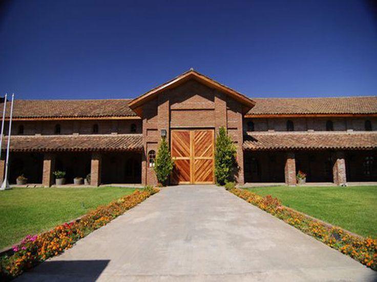 Viña Siegel in #Colchagua Valley Chile