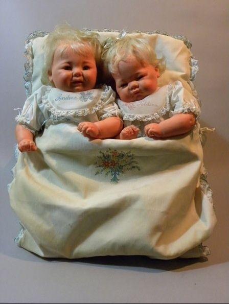 Le bambole più belle, Poldina e Andrea