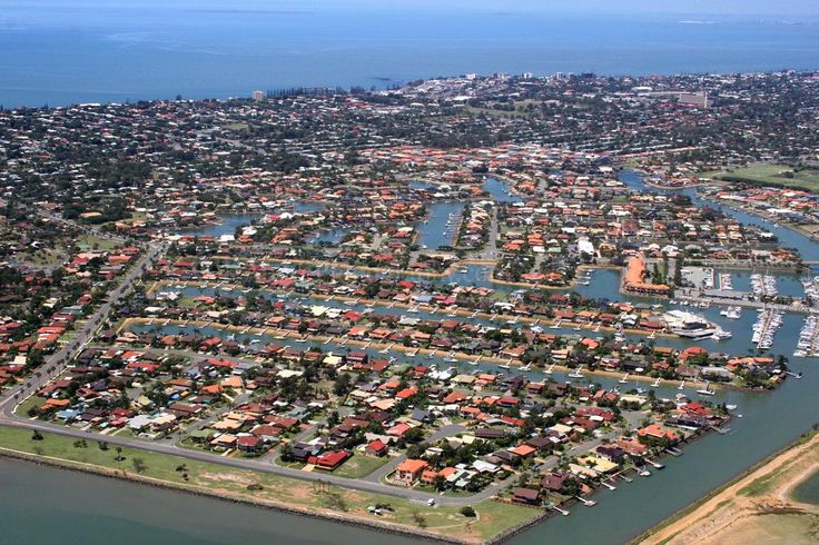 Aerial Photo of Scarborough #995039, Scarborough, Brisbane, Queensland — Above Photography