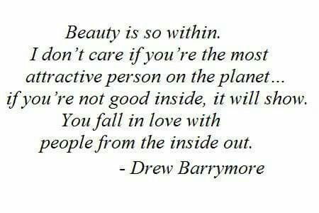 Drew Barrymore  Quote