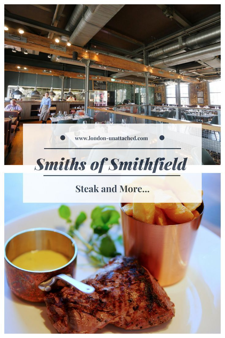 Smithfield Steakhouse Now Owned By Youngs Pubs Smiths Of Farringdon London Steak Srcset