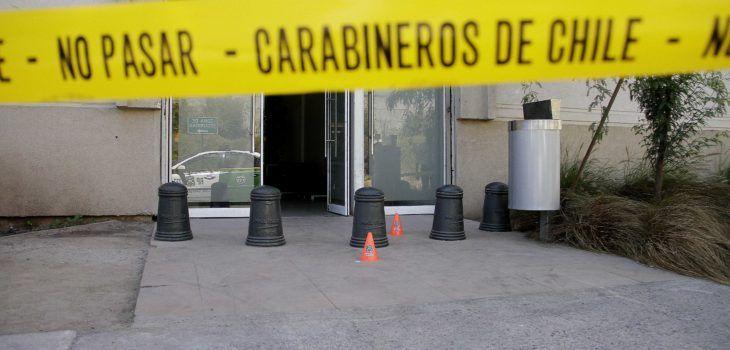 Robo frustrado en casa de un asesor jurídico del Ministerio del Interior en Providencia - BioBioChile