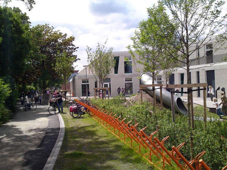 Venlo Talentencampus by Carve Landscape Architecture