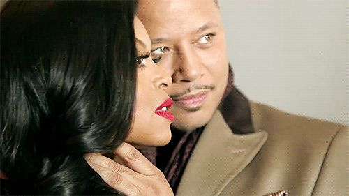 Empire couples hookup in real life taraji and terrence