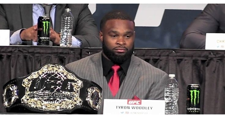 Some of the latest News from MMA Weekly  Tyron Woodley: Im By Far the Worst-Treated Champion in History of the UFC