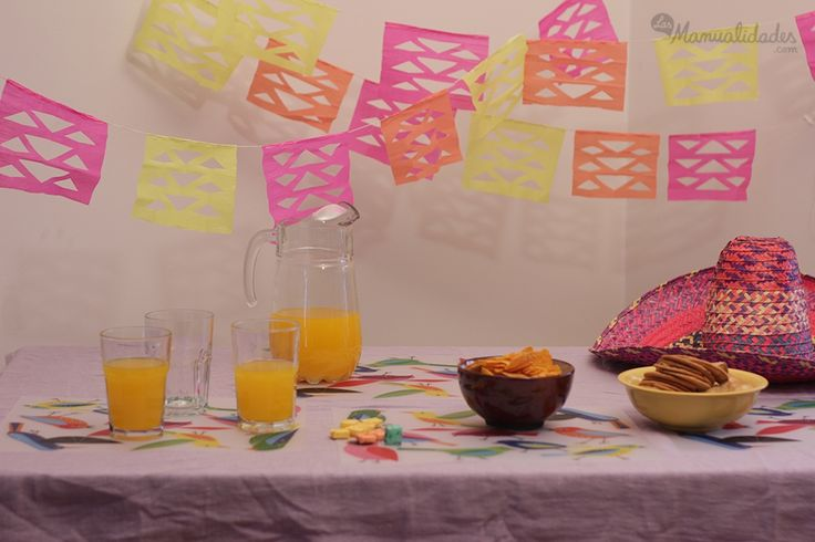 1000 images about manualidades para ni os on pinterest - Como hacer adornos para fiestas ...