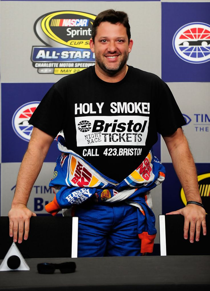 Tony Stewart - NASCAR Sprint All-Star Preview