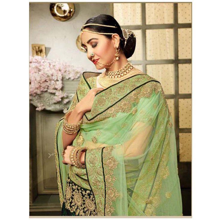 Bollywood ethnic designer lehenga choli free shipping anarkali lehenga #Handmade #lehengacholi
