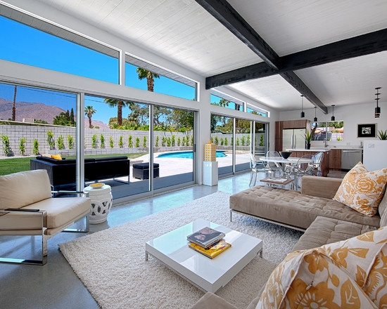 65 Best Images About Mid Century Modern Beach House On
