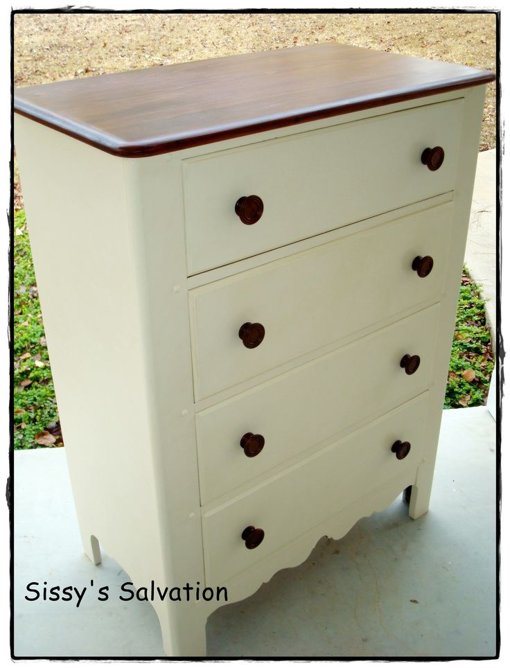Sissy's Salvation - diy, repurposing of furniture and thrift store finds.
