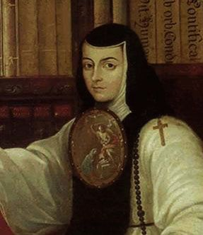 Image result for 99. Portrait of Sor Juana Inés de la Cruz, Miguel Cabrera
