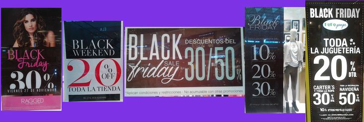 Black Friday Comes to Colombia, South America
