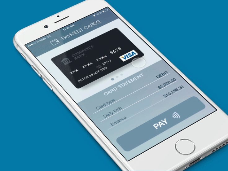 Morning everyone! My name's Andrew, I'm a UI/UX designer from Ukraine.  I am happy to upload my first design on dribbble! My first shot here is animation concept of Digital Wallet app where you can...
