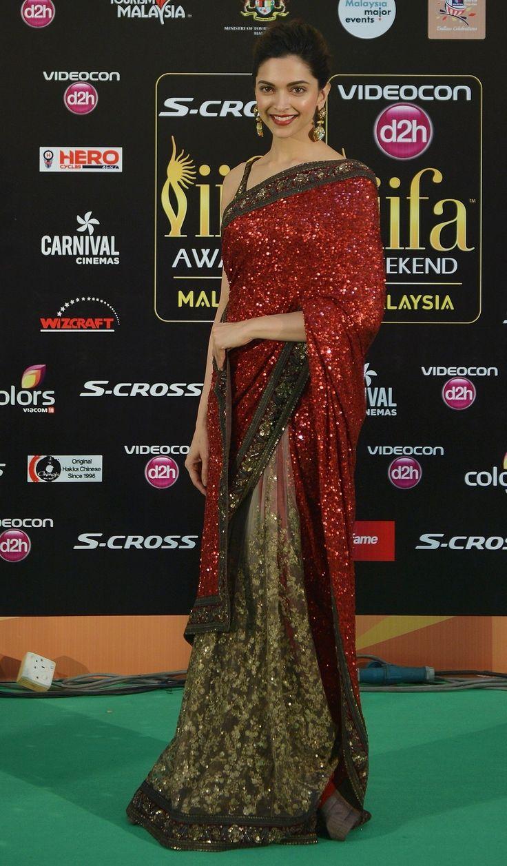 Deepika Padukone | Here's What Bollywood's Leading Ladies Wore To IIFA