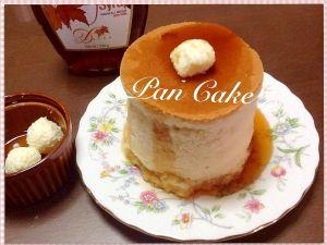 ふわふわ厚焼きパンケーキ ♪ by ♪hiromin♪|簡単作り方/料理検索の楽天レシピ