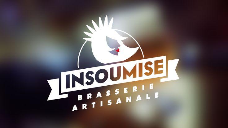 Création du logotype de la brasserie Insoumise