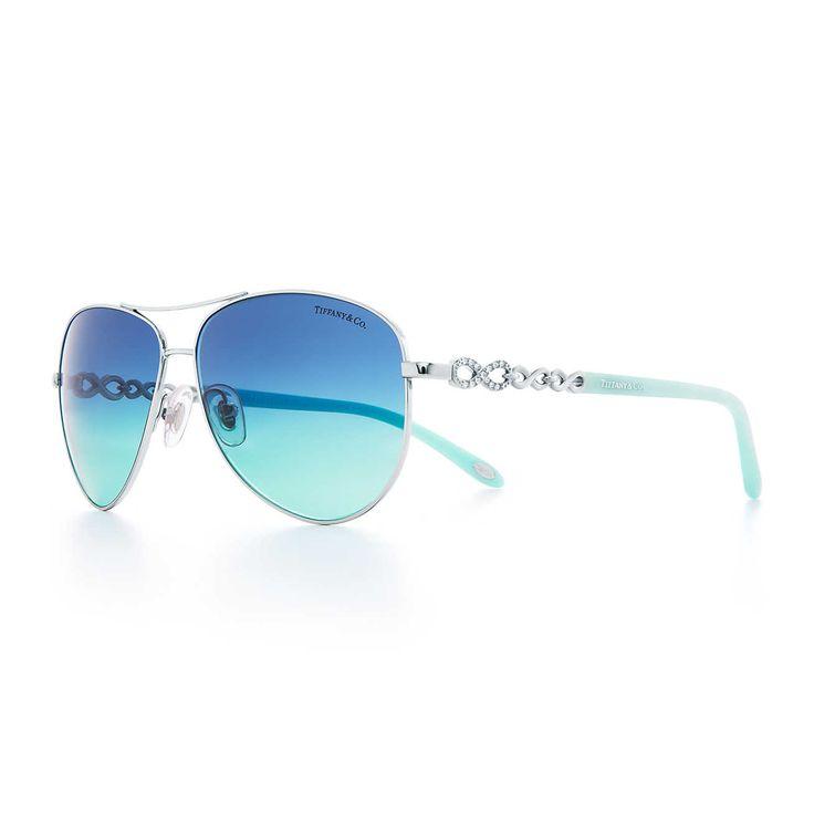 My new glasses: Tiffany Infinity Aviator Sunglasses. Prescription and love them!!!