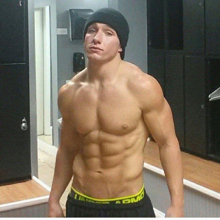 Bodybuilder Beautiful Profiles - Brad Powers (2)