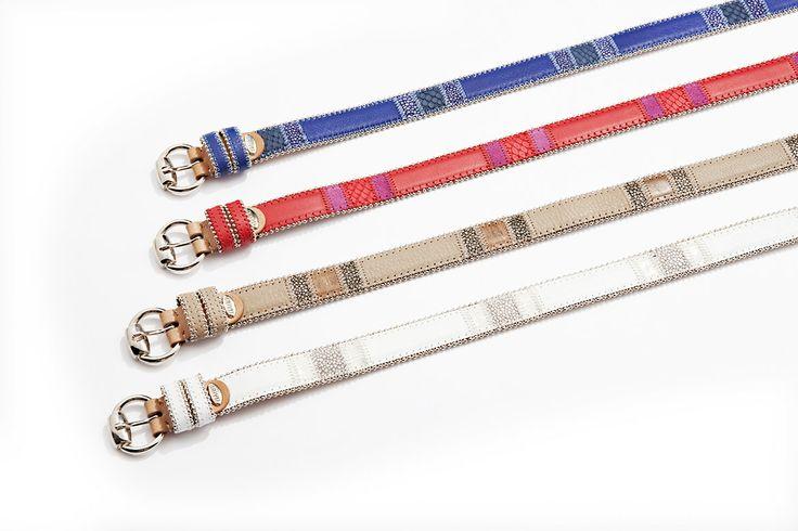 #belt patchwork neutral effect