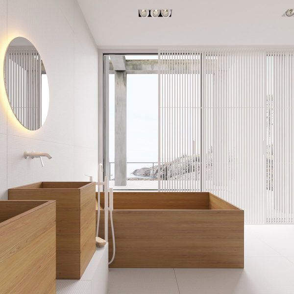 Une Maison De Luxe 4 Chambres Minimaliste Par Igor Sirotov
