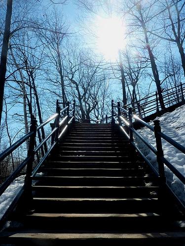 Parc Mont-Royal, Montréal, Québec