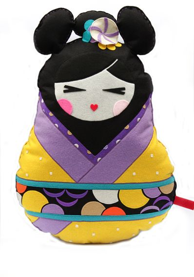 Mio special edition -pillows MIMA design