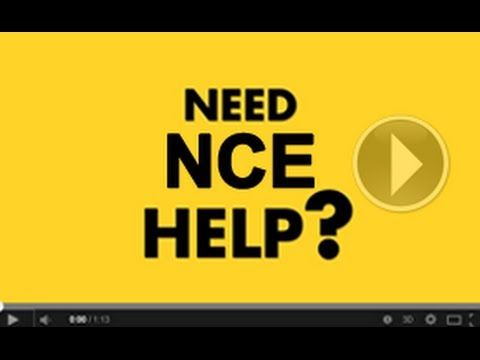 NCE Practice Test Review - Test Prep