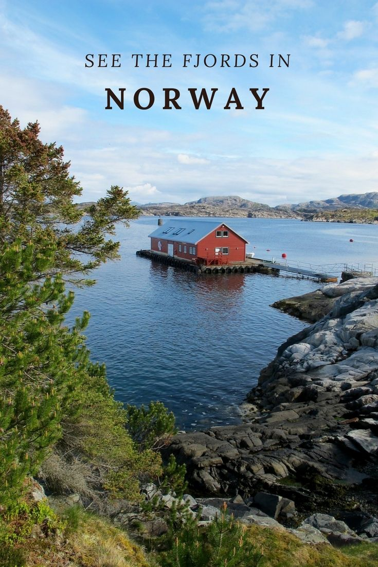 Norway fjords - among the world's must see natural wonders. Discover the fjords near Flam and Bergen - Aurlandsfjord