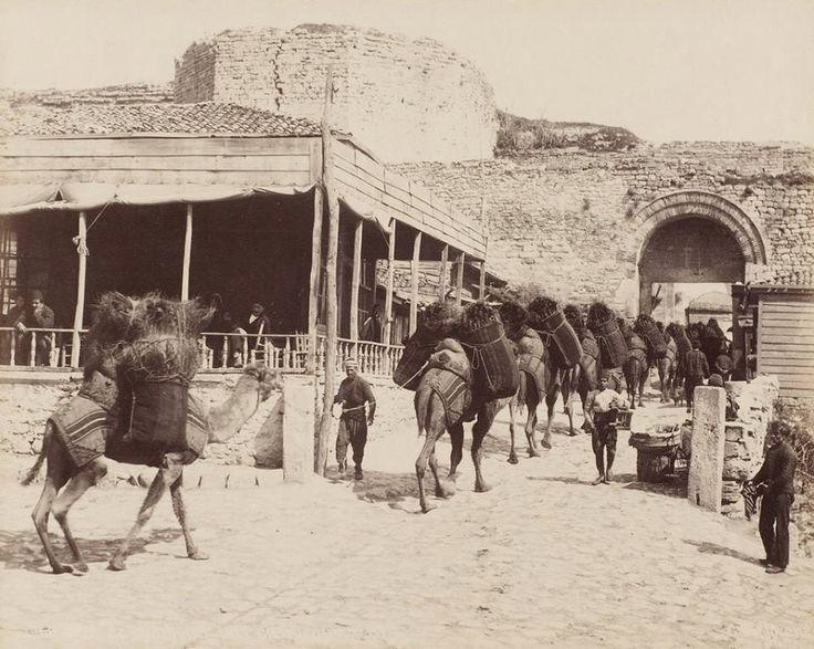 Edirnekapı (1870-80?) #istanbul
