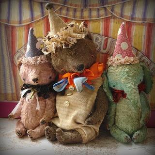 13 bears by Sasha Pokrass