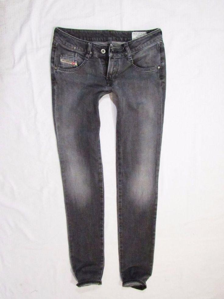 ladies jeans Diesel model Clush slim   W27 L34 #diesel #SlimSkinny
