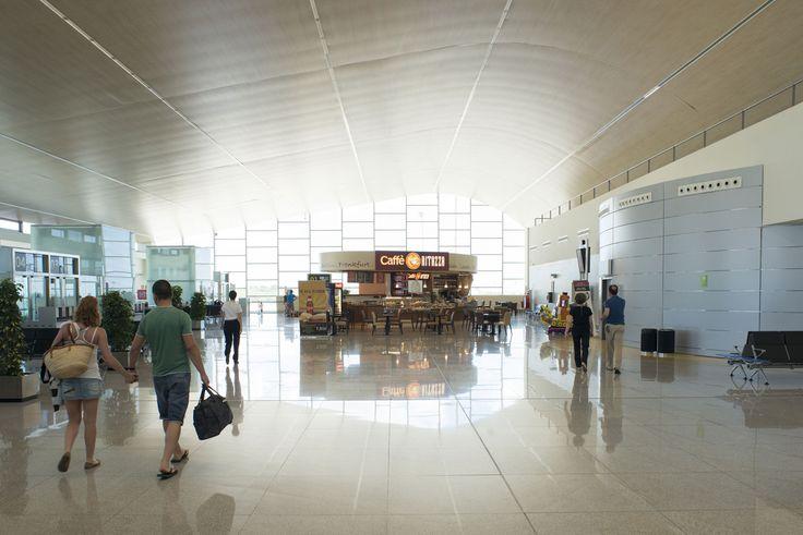Aeroport de Menorca (MAH) en Maó, Islas Baleares