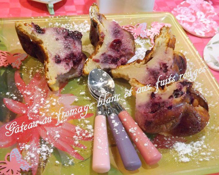 A servir au petit-déjeuner ou en dessert avec un coulis de fruits rouges.