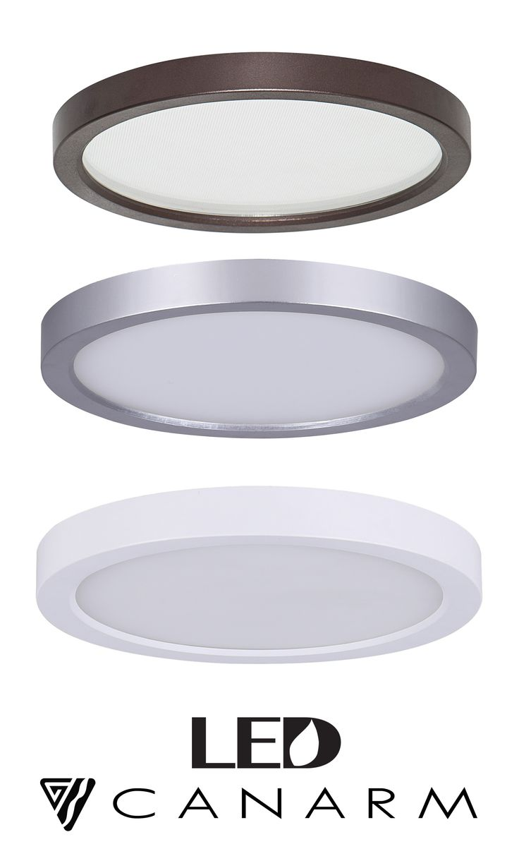 LED Low profile disks  | www.canarm.com