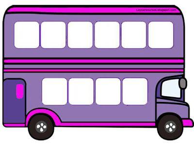 RECURSOS DE EDUCACION INFANTIL: El autobús de las decenas