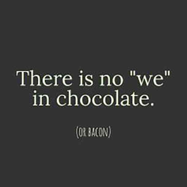 32 köstlichste (und amüsanteste) Zitate und Meme zum Nationalen Schokoladentag