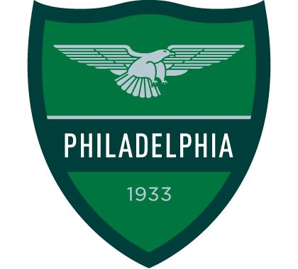 Football as Football | Philadelphia #football #eagles #logo
