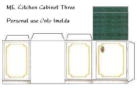 Kitchen Cabinet 3