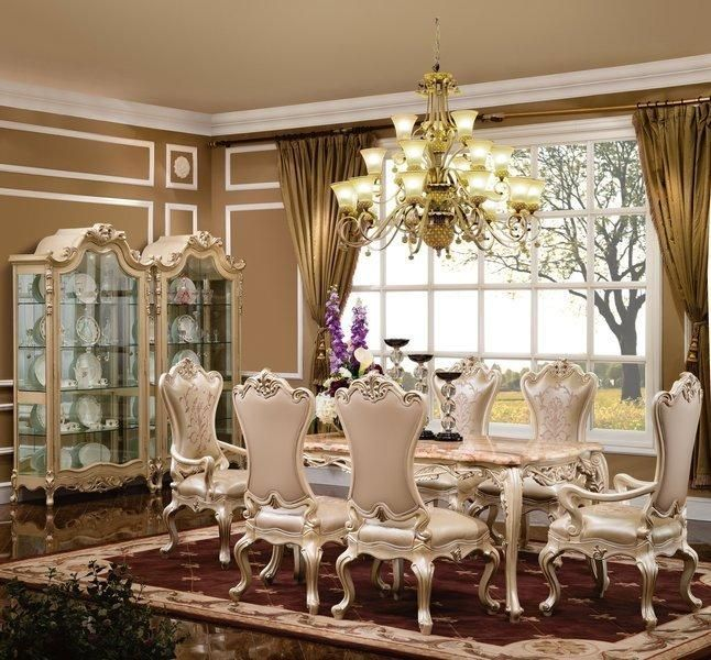 The Fairhaven Formal Dining Room Collection