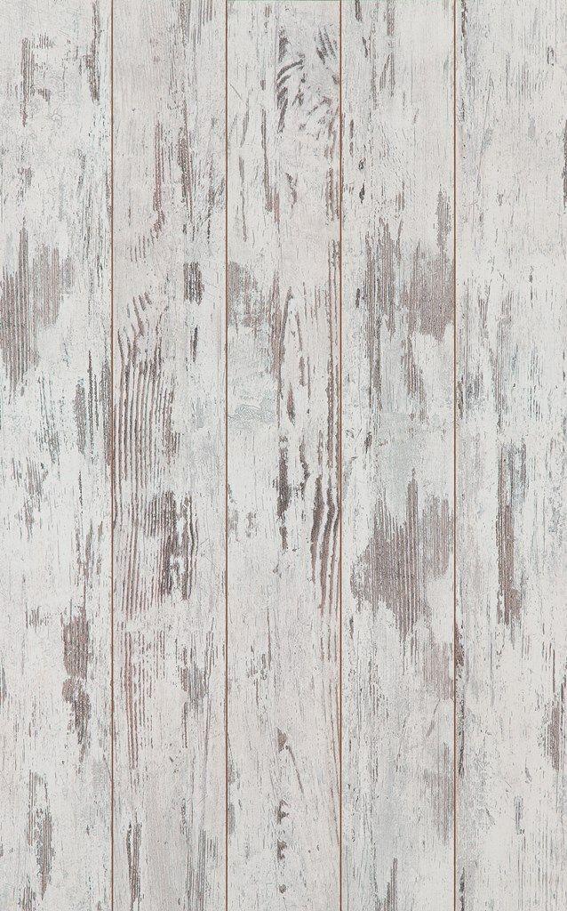 4 oldalon fózolt rusztikus fehér laminált padló