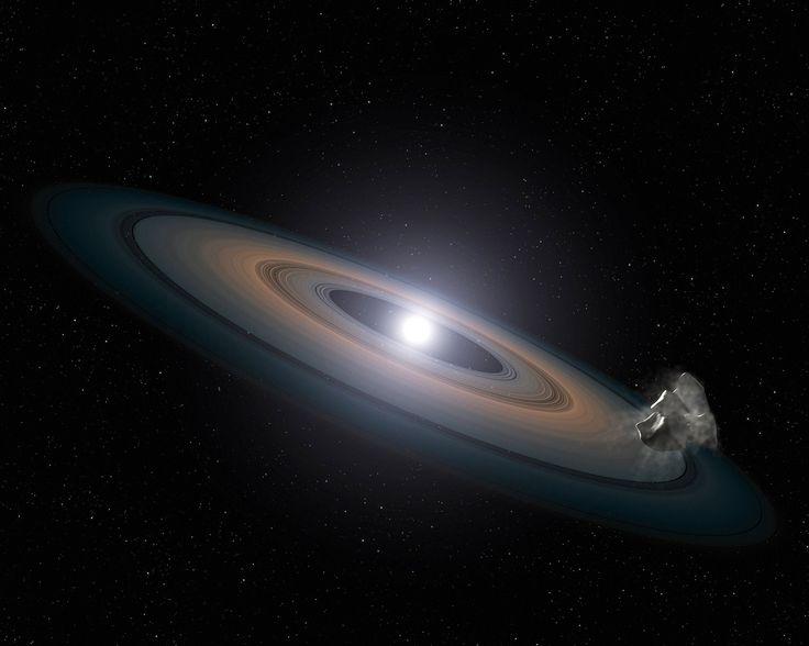 Débris spatiaux: comment éviter une catastrophe