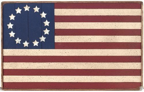 Original colonial flag. Good article about the role of our founders in the American revolution in relation to Romans 13:1-7