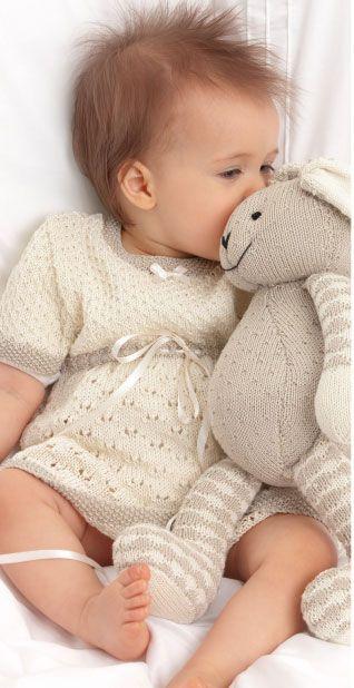 Knitting Pattern Pdf - Funny Bunny Toy By Polushkabunny Pdf